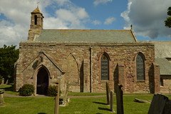 St. Mary's Church (CoasterMadMatt) Tags: lindisfarne2019 holyislandoflindisfarne2019 holyisland2019 holyislandoflindisfarne holyisland holy island lindisfarne tidalisland village villages englishvillages stmarythevirgin saintmarythevirgin st saint mary virgin stmaryschurch saintmaryschurch church churches englishchurches churchesinengland northeastengland northeast england britain greatbritain gb unitedkingdom uk europe building structure architecture englishhistory english history historicalbuildings northumberlandattractions attractionsinnorthumberland attraction attractions june2019 summer2019 june summer 2019 coastermadmattphotography coastermadmatt photos photographs photography nikond3200