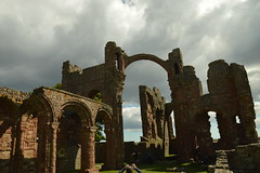 Lindisfarne Priory: The Ruins of the Church (CoasterMadMatt) Tags: lindisfarnepriory2019 lindisfarnepriory lindisfarneprioryruins ruin ruins ruinedmonastery monastery monasteries northumberlandmonasteries monasteriesinnorthumberland englishmonasteries monasteriesinengland church churchruins rainbowarch arch arches archway archways holyislandoflindisfarne holyisland holy island lindisfarne northeastengland northeast england britain greatbritain gb unitedkingdom uk europe building structure architecture englishheritage english heritage englishhistory history historicalbuildings northumberlandattractions attractionsinnorthumberland attraction attractions june2019 summer2019 june summer 2019 coastermadmattphotography coastermadmatt photos photographs photography nikond3200