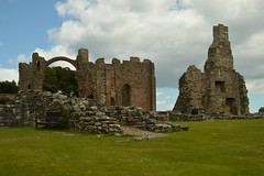 Lindisfarne Priory, Holy Island, Northumberland (CoasterMadMatt) Tags: lindisfarnepriory2019 lindisfarnepriory lindisfarneprioryruins ruin ruins ruinedmonastery monastery monasteries northumberlandmonasteries monasteriesinnorthumberland englishmonasteries monasteriesinengland church churchruins rainbowarch arch arches archway archways warminghouse warming house holyislandoflindisfarne holyisland holy island lindisfarne northeastengland northeast england britain greatbritain gb unitedkingdom uk europe building structure architecture englishheritage english heritage englishhistory history historicalbuildings northumberlandattractions attractionsinnorthumberland attraction attractions june2019 summer2019 june summer 2019 coastermadmattphotography coastermadmatt photos photographs photography nikond3200
