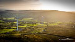 IMG_0376e (ppg_pelgis) Tags: omagh northern ireland uk northernireland greenenergy green wind farm windfarm pidgeontop turbine hill scenic ulster aerial