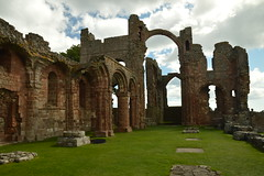The Former Church of Lindisfarne Priory (CoasterMadMatt) Tags: lindisfarnepriory2019 lindisfarnepriory lindisfarneprioryruins ruin ruins ruinedmonastery monastery monasteries northumberlandmonasteries monasteriesinnorthumberland englishmonasteries monasteriesinengland church churchruins rainbowarch arch arches archway archways holyislandoflindisfarne holyisland holy island lindisfarne northeastengland northeast england britain greatbritain gb unitedkingdom uk europe building structure architecture englishheritage english heritage englishhistory history historicalbuildings northumberlandattractions attractionsinnorthumberland attraction attractions june2019 summer2019 june summer 2019 coastermadmattphotography coastermadmatt photos photographs photography nikond3200