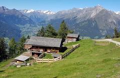 Ein schöner Platz zum Rasten (kvasi23) Tags: berghütte jausenstation alm goldried alpen wanderung nature landscape landschaft alps mountain berge