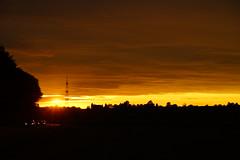 _DSC2278 Sonnenuntergang - Sunset (wdeck) Tags: abend abendrot abendstimmung sunset sun sonnenuntergang wolke sonya99slt sonyalphaslta99v sonyslta99v
