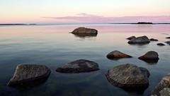 Baltic sea (Stefano Rugolo) Tags: stefanorugolo pentax k5 pentaxk5 kmount smcpentaxda1855mmf3556alwr sea balticsea evening stones island rocks sky landscape seascape