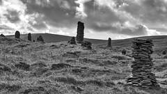 Cuween Cairns (@WineAlchemy1) Tags: cuween cairns finstown orkney mainland scotland blackandwhite nerosubianco noiretblanc blancoynegro monochrome