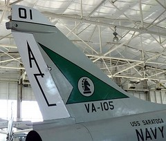 """Chance Vought A-7E Corsair II 5 • <a style=""""font-size:0.8em;"""" href=""""http://www.flickr.com/photos/81723459@N04/48730428587/"""" target=""""_blank"""">View on Flickr</a>"""