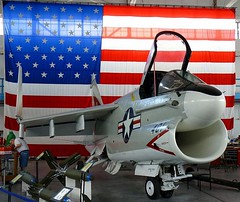 """Chance Vought A-7E Corsair II 1 • <a style=""""font-size:0.8em;"""" href=""""http://www.flickr.com/photos/81723459@N04/48730429767/"""" target=""""_blank"""">View on Flickr</a>"""