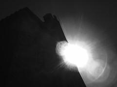 Eglise Sainte-Valérie, Limoges (matériel brouilleur) Tags: toycamera suoerheadz powershovel bnw eglise church iglesia saintevalerie limoges hautevienne nouvelleaquitaine digihari