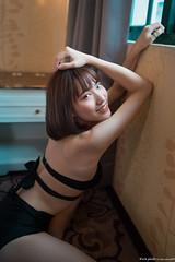 III04059 (HwaCheng Wang 王華政) Tags: 何謙 菁鳥 人像 外拍 睡衣 內衣 比基尼 旅拍 md model portraiture sony a7r3 ilce7rm3 a7r mark3 a9 ilce9 35 gm za underwear 24