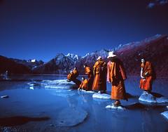 1531 (The Dent.) Tags: mamiya7ii eir mediumformat tibet china kham filmphotography