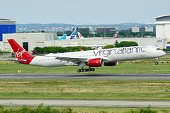 Virgin Atlantic - Airbus A350-1000 (David B. - just passed the 7 million views. Thanks) Tags: virgin virginatlantic france a350xwb a350 a3501000 a3501041 airbusa350xwb airbus airbusa3501000xwb airbusa3501000 airbusa350 toulouse hautegaronne midipyrénées occitanie sony a6000 sonya6000 sonyalpha6000 ilce6000 sonyilce6000 100400mm 100400 fe100400mm sonyfe100400mmf4556gmoss avion aviation flight fly flying plane planespotter airplane airport blagnac air runway land landing fwzfm 336 msn336