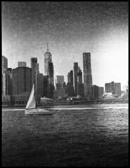 Vessel (Michael Kommarov) Tags: fuji gs645 6x45 film medium format analog expired vertical bellows lomography ilford xp2 black white grain contrast