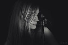 The Sound of Silence (RickB500) Tags: akt nude naked rickb rickb500 nastya paloma dasha cute blonde nudeart cupa portrait girl mädchen erotik erotic erotics erotikart german sexy music instruments violin geige bestportraitsaoi