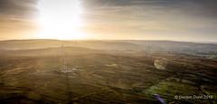 IMG_0355e (ppg_pelgis) Tags: omagh northern ireland uk northernireland greenenergy green wind farm windfarm pidgeontop turbine hill scenic ulster aerial
