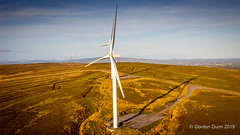 IMG_0394e (ppg_pelgis) Tags: omagh northern ireland uk northernireland greenenergy green wind farm windfarm pidgeontop turbine hill scenic ulster aerial