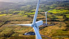 IMG_0383e (ppg_pelgis) Tags: omagh northern ireland uk northernireland greenenergy green wind farm windfarm pidgeontop turbine hill scenic ulster aerial