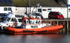 Pilot boat Campbeltown Scotland (Dave Russell (1.5 million views thanks)) Tags: boat ship vessel vehicle transport pilot pilots harbor harbour water marine maritime quay quayside mooring moorings alongside campbeltown kintyre argyle bute west western scotland ecosse outdoor photo photograph photography canon eos eos7d 7d work workboat
