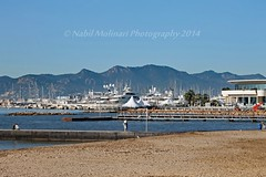 Beaches : Cannes (Nabil Molinari Photography) Tags: beaches cannes