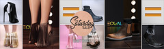 EQUAL - The Saturday Sale 9/14 (EQUAL SL) Tags: secondlife shoes equal sale saturday