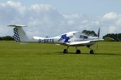 G-BXTS Diamond DA20-A1 Katana cn 10308 Sywell 01Sep19 (kerrydavidtaylor) Tags: orm egbk sywellaerodrome northamptonshire
