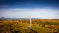 IMG_0392e (ppg_pelgis) Tags: omagh northern ireland uk northernireland greenenergy green wind farm windfarm pidgeontop turbine hill scenic ulster aerial