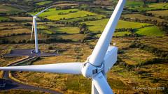 IMG_0385e (ppg_pelgis) Tags: omagh northern ireland uk northernireland greenenergy green wind farm windfarm pidgeontop turbine hill scenic ulster aerial