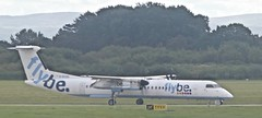 G-ECOG (garstonian11) Tags: flybe man manchester