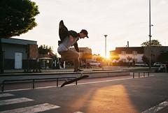 CNV000035 (maciuloo) Tags: skateboarding filmphotography 35mm treflip