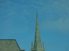 St Mark's C Of E Church, Cheltenham (ell brown) Tags: cheltenham cheltenhamspa gloucestershire england unitedkingdom greatbritain spatown tree trees spire stmarkscofechurch a40 churchrd churchrdcheltenham gradeiilistedbuilding gradeiilisted churchofstmark churchofstmarkcheltenham stmarkschurch parishchurch johnmiddleton johnalcock messerswingateandsonsofgloucester gothicrevivaldecoratedstyle parishchurchofstmark gloucesterrd