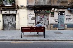 Bench Warmer - Carrer de Cuba Valencia