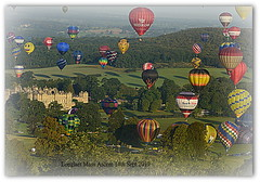 Longleat House (Didi2965) Tags: longleat balloons september ascent warminster morning