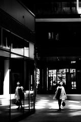 untitled (radek_k_) Tags: łódź lodz poland polska outside street streetphoto streetphotography urban urbanphoto people lights shadows olympus omd mzuiko blackandwhite bnw bw
