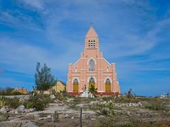 Kirche in PortoMarie (Seahorse-Cologne) Tags: curacao karibik portomarie williwood kakteen