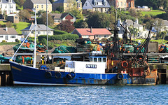 CN153 F/V Jeniska (Dave Russell (1.5 million views thanks)) Tags: cn153 cn 153 fv jeniska fish fishing boat ship vessel transport trawler moored mooring quay quayside campbeltown argyle bute kintyre scotland ecosse west western harbour harbor water sea ocean marine maritime outdoor photo photography photograph canon eos eos7d 7d work workboat
