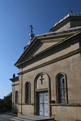 ქუთაისი, მთავარანგელოზის ეკლესია / Kutaissi, Church of the archangels and cementery (liakada-web) Tags: nikon ge kutaisi georgien საქართველო sakartwelo imeretien ქუთაისი kutaissi d7500 nikond7500
