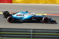 2019-09-01 086; Spa; Formel 1; George Russell (Joachim_Hofmann) Tags: formel1 spafrancorchamps groserpreisvonbelgien2019 grandprixvonbelgien2019 georgerussell rokitwilliamsracing williamsfw42 mercedesamgf1m10eqpower