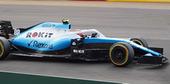 2019-09-01 064; Spa; Formel 1; Robert Kubica (Joachim_Hofmann) Tags: formel1 spafrancorchamps groserpreisvonbelgien2019 grandprixvonbelgien2019 robertkubica rokitwilliamsracing williamsfw42 mercedesamgf1m10eqpower