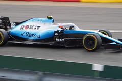 2019-09-01 063; Spa; Formel 1; Robert Kubica (Joachim_Hofmann) Tags: formel1 spafrancorchamps groserpreisvonbelgien2019 grandprixvonbelgien2019 robertkubica rokitwilliamsracing williamsfw42 mercedesamgf1m10eqpower