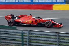 2019-09-01 039; Spa; Formel 1; Sebastian Vettel (Joachim_Hofmann) Tags: formel1 spafrancorchamps groserpreisvonbelgien2019 grandprixvonbelgien2019 sebastianvettel scuderiaferrari ferrarisf90 ferrari064