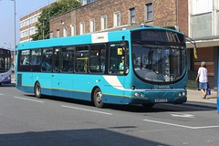 Arriva North West Wright Pulsar VDL SB200 2643 CX07 CTE (josh83680) Tags: west northwest north wright pulsar arriva cte vdl 2643 sb200 arrivanorthwest vdlsb200 wrightpulsar cx07cte cx07