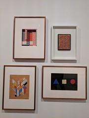 Joseph Albers (koukat) Tags: nga national gallery australia canberra act joseph albers colour color study print isokon chair