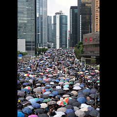 8.31 how many times must hk people march? (hugo poon - one day in my life) Tags: city people umbrella 35mm hongkong march office crowd central protest admiralty 831 2019 harcourtroad xt30 extraditionlaw happyplanet asiafavorites