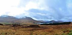 Rannoch Moor (Valantis Antoniades) Tags: rannoch moor scotland scottish highlands nature landscape land river loch mountain