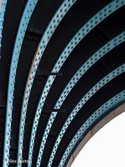 London Bridge (Alex2b) Tags: bridge construction steel abstract