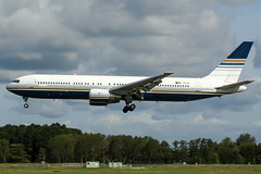 EC-LZO (PlanePixNase) Tags: aircraft airport planespotting haj eddv hannover langenhagen privilege boeing 767300 eclzo b763 767