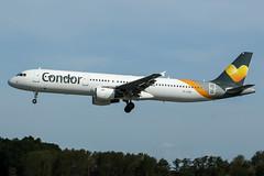 YL-LDA (PlanePixNase) Tags: aircraft airport planespotting haj eddv hannover langenhagen condor smartlynx airbus 321 a321