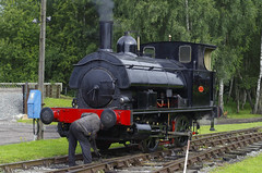 Peak Rail Gala (ROPERUNNER) Tags: foxfield rowsley peakrail steamgala beyerpeacock