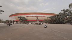 "New Manahan Stadium. ""Homebase Alternative"" for Timnas Indonesia . (yanuarpotret) Tags: sport stadium football landscape timnas landmark afternoon indonesia streetphotography worldcup u20"
