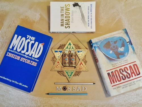 Mossad and Israeli Intelligence
