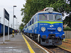 ET41-151 / 09.09.19 (Schumny) Tags: et41 151 et41151 pkp cargo polen poland polska bahn bahnhof eisenbahn tarnowitz tarnowskie gory rail railway railways railfanning trains train traction lok lokomotive locomotive logistik lokomotieve lost lokzug